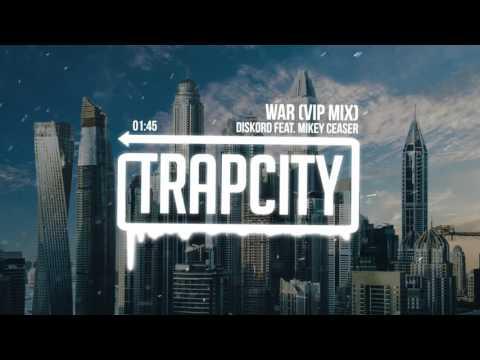 DISKORD - War feat. Mikey Ceaser (VIP Mix)