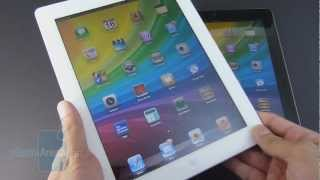 The New iPad (3) Review(PhoneArena presents a video review of the new Apple iPad - the tablet that has come to set a new benchmark for tablets. So, what does the new device offer to ..., 2012-03-17T00:15:51.000Z)
