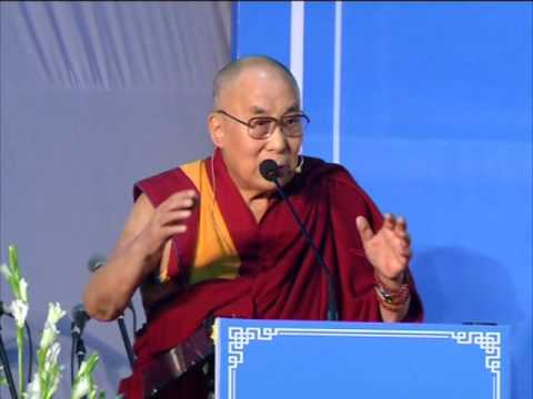 Dalai Lama delivers public lecture in India's Dharamsala