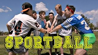 Sportball (A tribute to Dads & Sports)