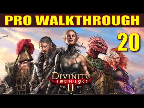 Divinity: Original Sin 2 Walkthrough Tactician Part 20  West Gate Fight + Free Kickass Crossbow!
