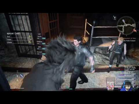 Final Fantasy 15 All Tour Quest Locations Easy 180 AP