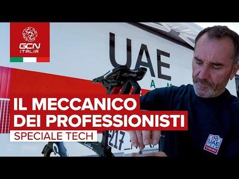 Giuseppe Archetti, una vita da meccanico | GCN Italia tech