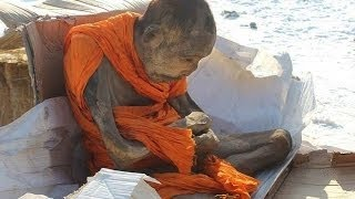 ─►Mummified MONK in Mongolia