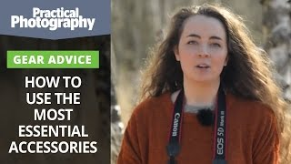 Photography tips - How to use the most essential accessories (reflectors, remote releases etc)