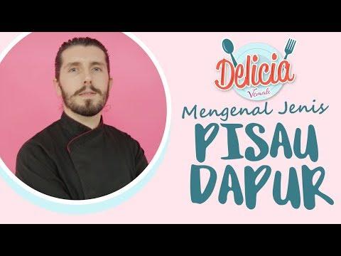 Mengenal Jenis Pisau Dapur Bareng Chef Ganteng Matteo Meacci