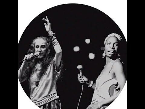 Pronta pra cantar - Nina Simone e Maria Bethânia