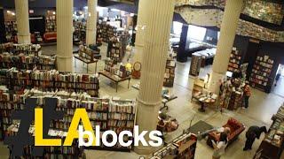 The Last Bookstore @ 5th & Spring