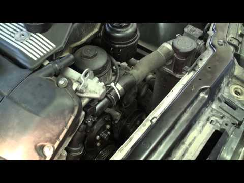 on Bmw E60 Serpentine Belt Replacement