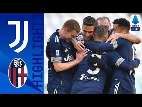 Juventus Bologna Goals And Highlights