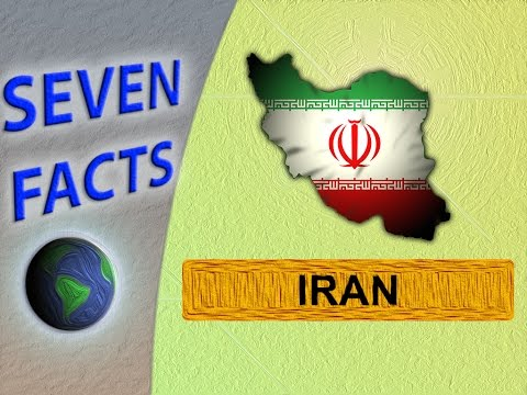 7 Facts about Iran