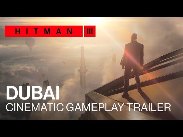 Hitman 3 (видео)