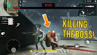 NEW ZOMBIE DEATH UPRISING MODE GAMEPLAY! (Update) - Garena Free Fire