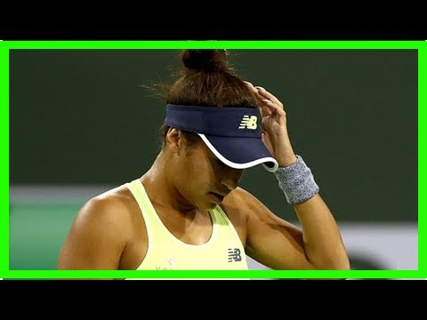 Heather Watson crashes out of Indian Wells first round - by Sports News