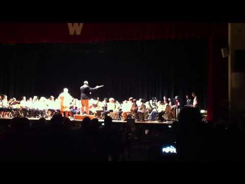 Dorris Intermediate School Spring Concert 2013