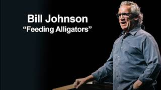 Bill Johnson - Feeding Alligators