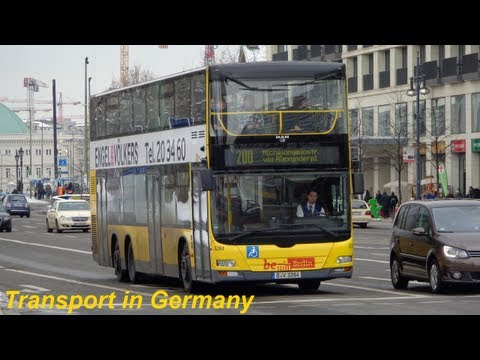 Transport in Germany