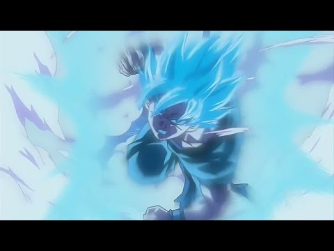 【MAD】Dragon Ball Super Opening 2 (Zamasu Arc) -「Nevereverland」By Nano [FANMADE]