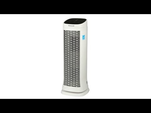 Honeywell AirGenius 3 Air Cleaner and Odor Reducer (HFD300)