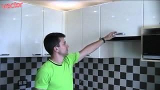 видео Дизайн кухни 7 кв. м.