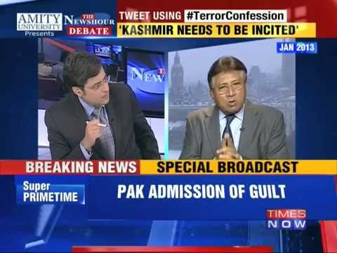 The Newshour Debate : Terror Confession - Part 2 (16th Oct 2014)
