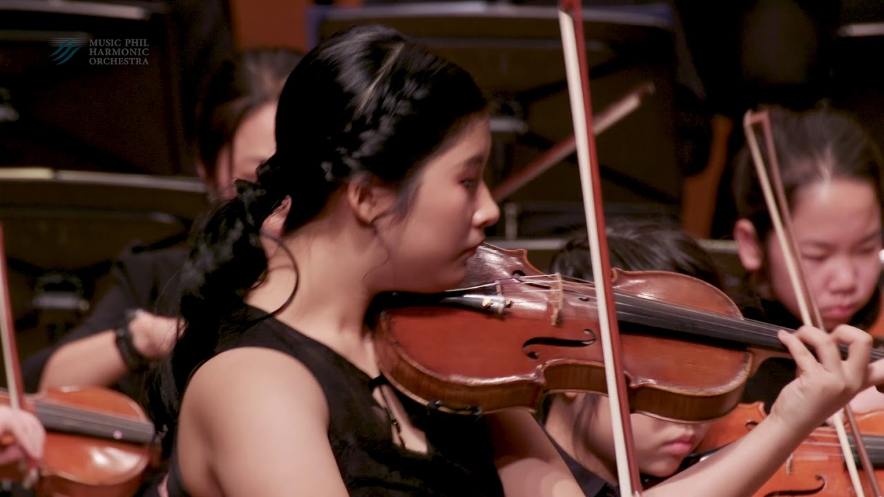 G. B. Viotti - Violin concerto no 22 in a moll, 1st mvt (Music Philharmonic Orchestra)