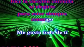 ME GUSTA TODO DE TI karaoke NOCHE DE BRUJAS dj triplehhh 360p