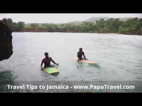 Travel Tips to Jamaica - www.PapaTravel.com