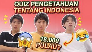 QUIZ! SEBERAPA TAHU ORANG JEPANG TENTANG INDONESIA?