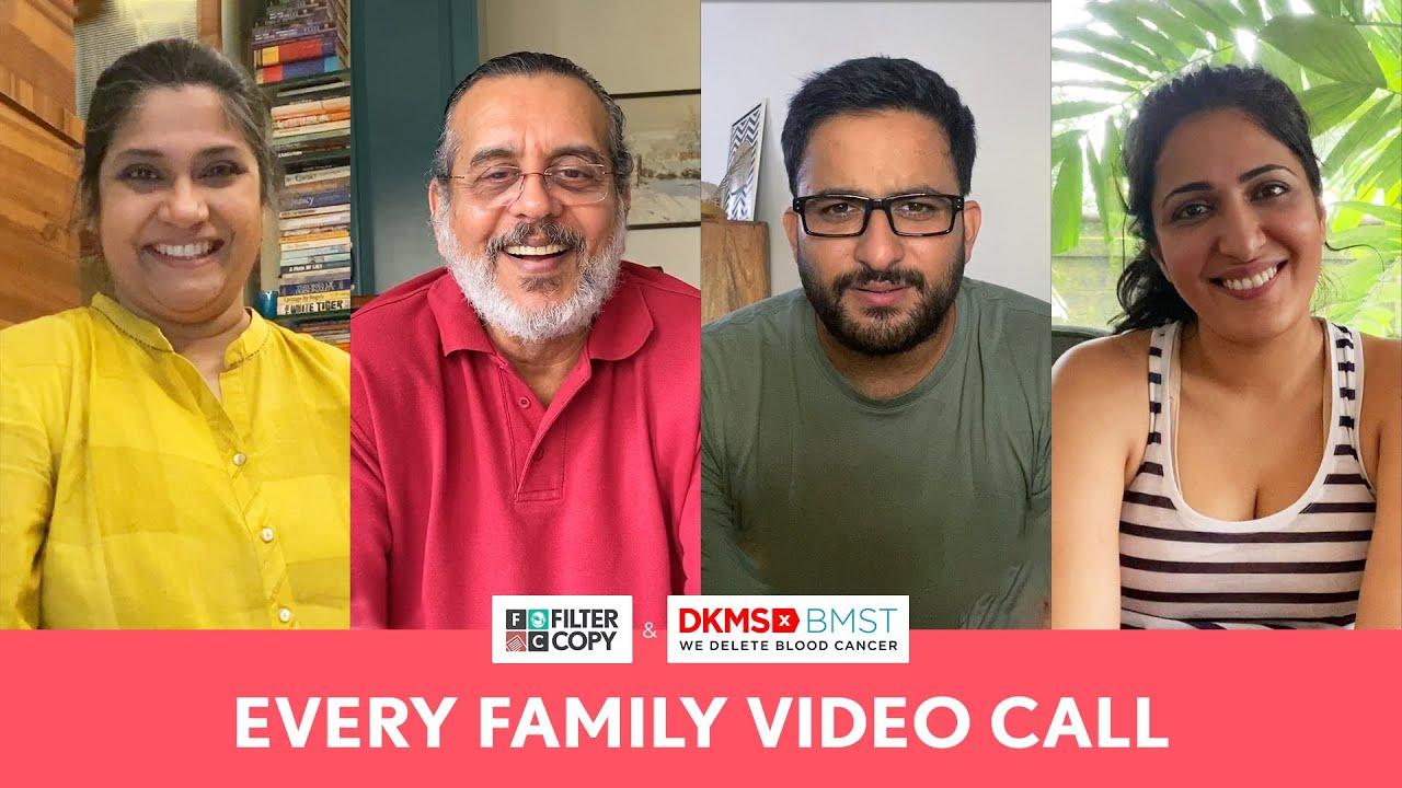 Download FilterCopy |  Every Family Video Call | Ft. Veer Rajwant, Eisha Chopra, Renuka Shahane & Shishir