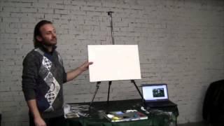 "FREE! Full video ""seminar impressionism"" painter Igor Sakharov"