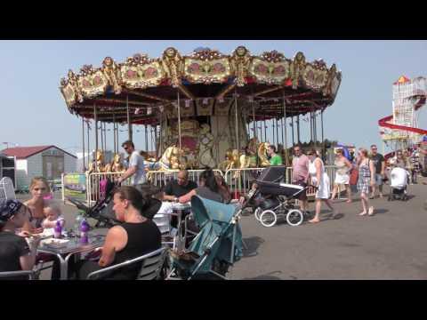 Thanet Coast Aug 2016 Whitstable to Margate 4K
