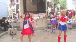 AMBER-G758第四回ライブin大須-招き猫広場(セーラームーン)