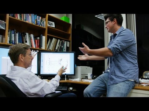 The Caltech Effect: Freewheeling Partnership Leads to Far-Out Finding