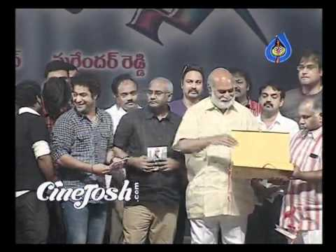 Oosaravelli Movie Audio Launch - Jr NTR, Tamanna, Rajamouli, Surendra Reddy thumbnail
