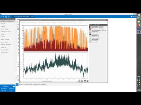 Modeling a Residential PV System in SAM 2016 3 14