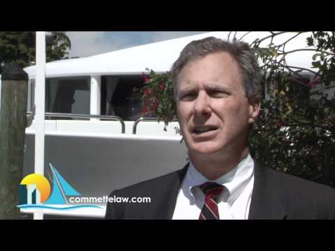 Florida Personal Injury and Maritime Attorney: Peter Commette