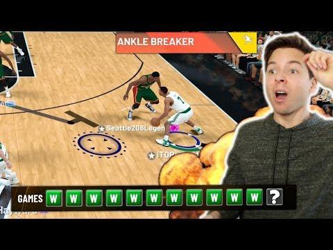 I Broke PINK DIAMOND Magic's Ankles! 12-0 CHAMPIONSHIP GAME! NBA 2K19 My Team
