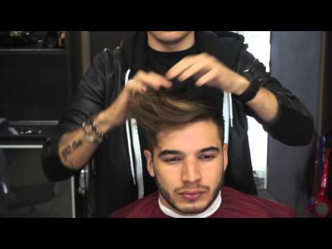 How To Style A Sexy Messy Hair Look for Men