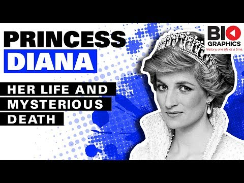 Princess Diana: Her Life and Mysterious Death