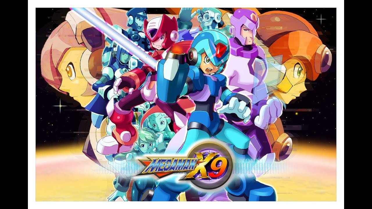 megaman x9 download for pc free
