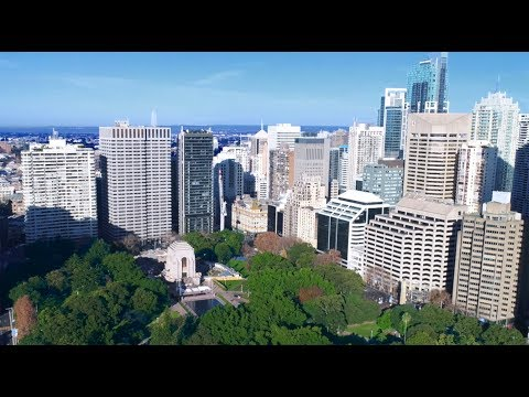 Study at La Trobe University Sydney Campus – tour our new ca