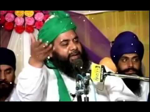 Muslim Parcharak praising Sant Jarnail Singh Bhindrawale