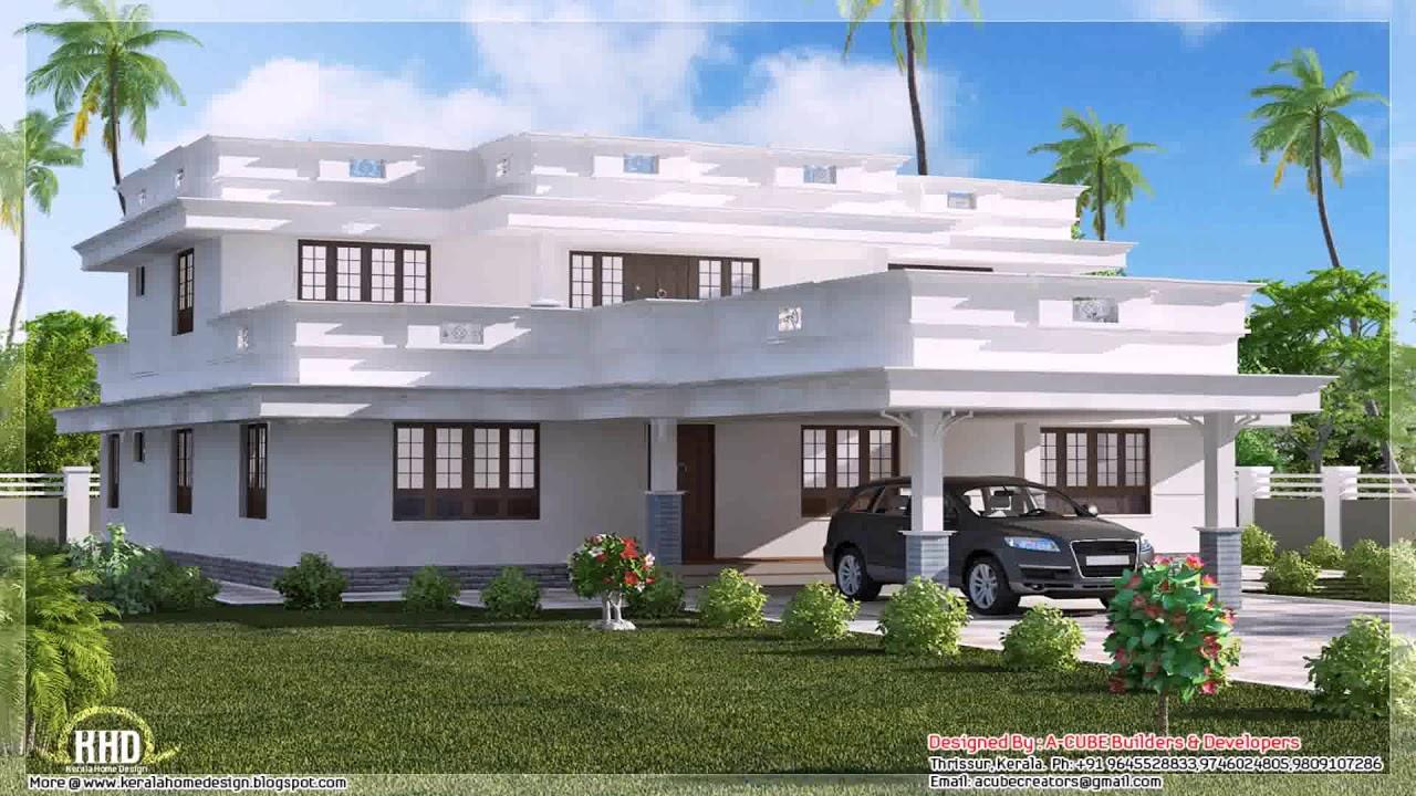 Simple 3 bedroom house plans in kenya youtube for Three bedroom house plans in kenya