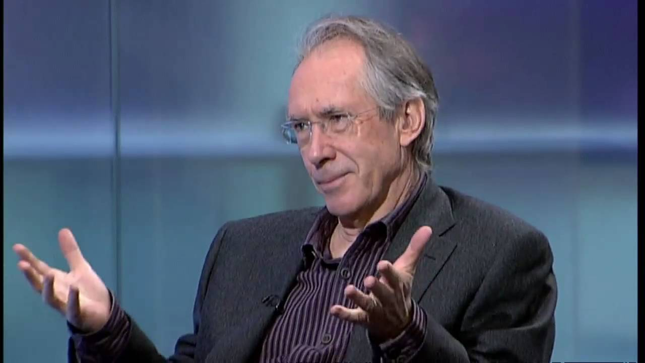 Ian Mcewan On His New Book Solar