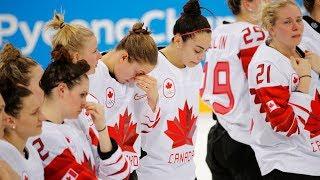 Women's Hockey Gold-Medal Game: Canada vs. USA | Pyeongchang 2018