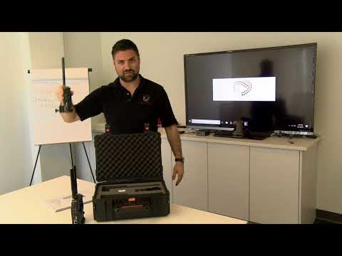 The Nimbus WiMi6220 - IP And Point-to-Point Video In One
