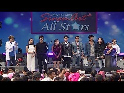 Meet And Greet Sinemart All Stars