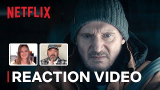The Ice Road | Real-Life Ice Road Truckers Todd Dewey and Lisa Kelly React | Netflix
