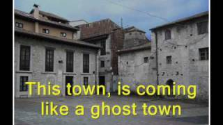 Ghost Town The Specials Subtitulada Inglès